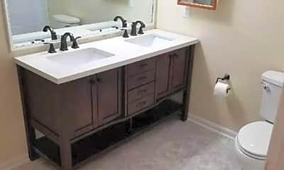 Bathroom, 485 Williamstown Rd, 1