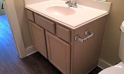 Bathroom, 7627 River Pines Drive, 2