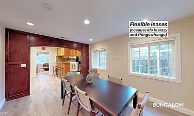 Dining Room, 106 Oak Ave, 1