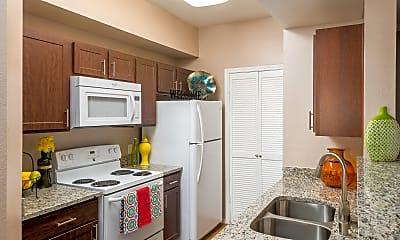 Kitchen, Briargrove at Vail, 1