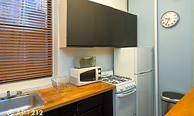 Kitchen, 158 1st Avenue, 1