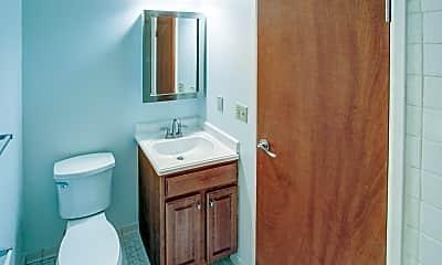Bathroom, Oxford Heights, 2