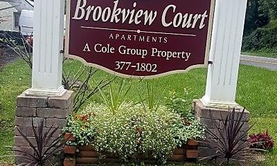 BROOKVIEW COURT APTS, 1