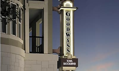 Community Signage, The Goodwynn at Town Brookhaven by ARIUM, 2