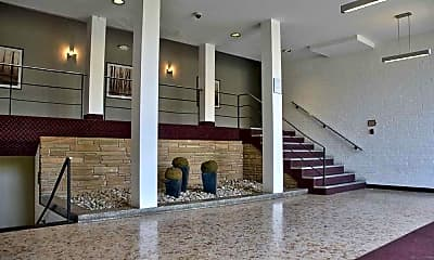 Foyer, Entryway, The Rockford, 2