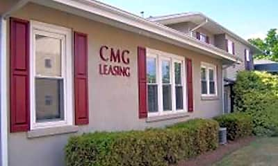 Building, CMG Leasing Radford, 0