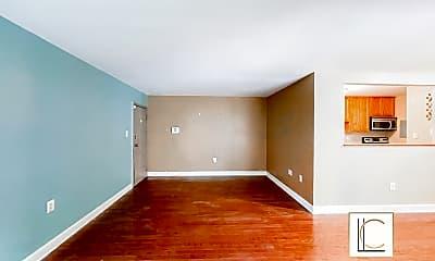 Living Room, 6303 Hil-Mar Dr, 1