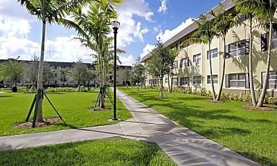 Building, Riverwalk Apartments, 1