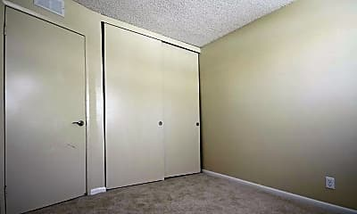 Bedroom, Sage View Apartments, 2