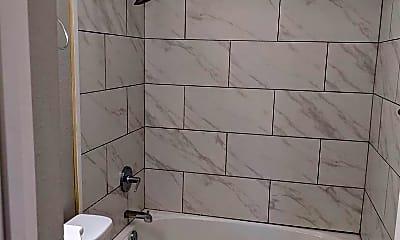 Bathroom, 101 W Spring St, 1