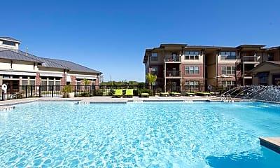 Pool, Hunter Temporary Housing, 0