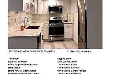 Kitchen, 15313 Stone Ave N, 1