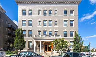 Building, 1801 Wyoming Ave NW Apt #23, 0