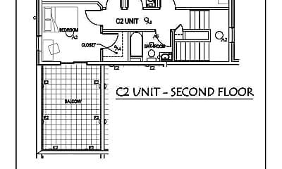 Living Room, 501 N Walnut St, 2