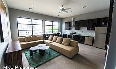 Living Room, 4525 Freret St, 0