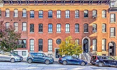 Building, 1025 St Paul St 1, 0