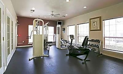 Fitness Weight Room, The Reside, 1