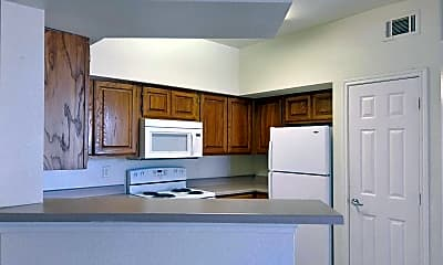 Kitchen, Sycamore Center Villas, 1