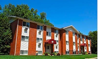 Building, Sunset Garden Apartments, 0