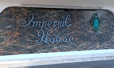 Imperial Tower Apartments, 1