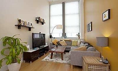 Living Room, 50 Dey St 429, 0