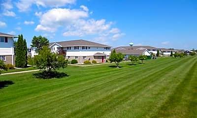 Building, Trail Park Apartments, 1