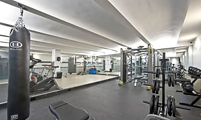 Fitness Weight Room, 214 E 22nd St, 2