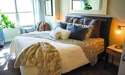 Bedroom, Catalina West Apartments, 2