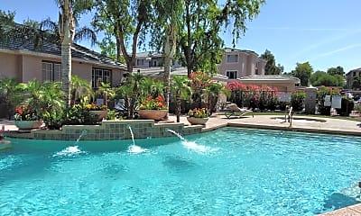 Pool, 5345 E Van Buren #206, 0