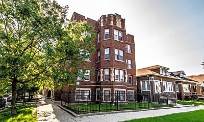 Building, 1415 W 80th St, 0