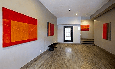 Living Room, 2412 E 3rd St, 0