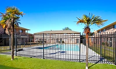 Pool, Goodwood Place Apartments, 2