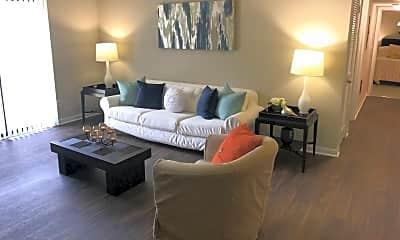 Living Room, Northtowne Village, 2