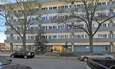 Building, The Argon Apartments, 2