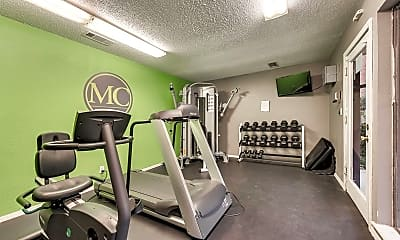 Fitness Weight Room, The Place at Harvestree, 0