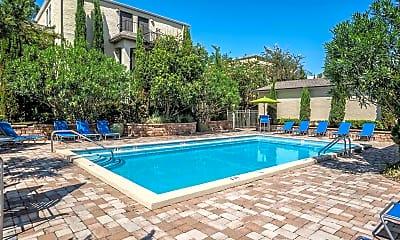 Pool, Parkway Square, 0