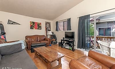 Living Room, 2105 Wharton St, 0