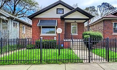 Building, 10225 S Bensley Ave, 1