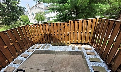 Patio / Deck, 6506 Spruce Mill Dr, 2