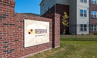 Community Signage, The Reserve-Mt. Pleasant, 2