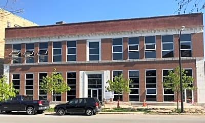 Building, Nickel City Lofts, 2