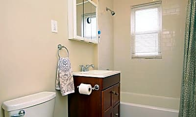 Bathroom, 36 Sudan St, 1