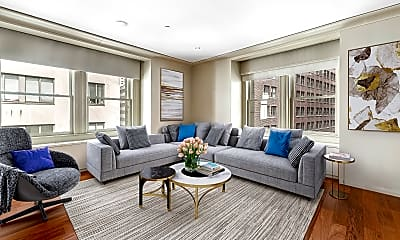 Living Room, 55 Wall St 800, 1
