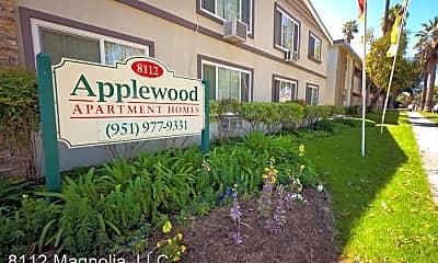 Community Signage, 8112 Magnolia Ave, 0