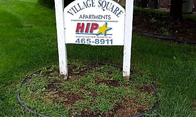 Village Square, 1