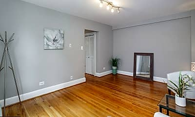 Living Room, 2410 20th St NW 102, 1