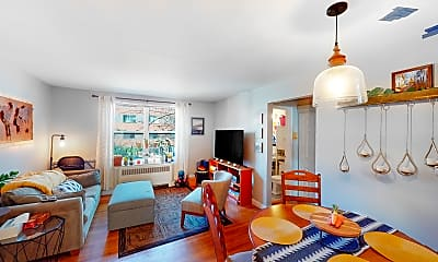 Living Room, 132 Beaconsfield Road, Unit 1, 1