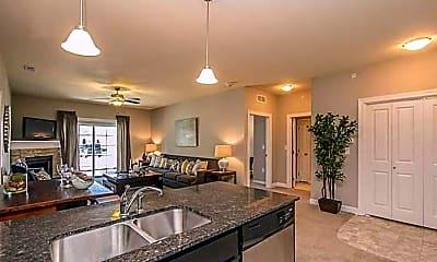 Kitchen, Brookview Pointe Condominiums, 1