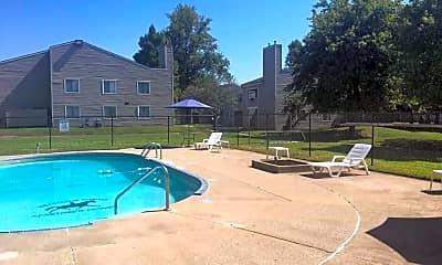Pool, Keystone Farm Apartment Homes, 1