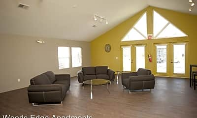 Living Room, 4700 W Woods Edge Ln, 1